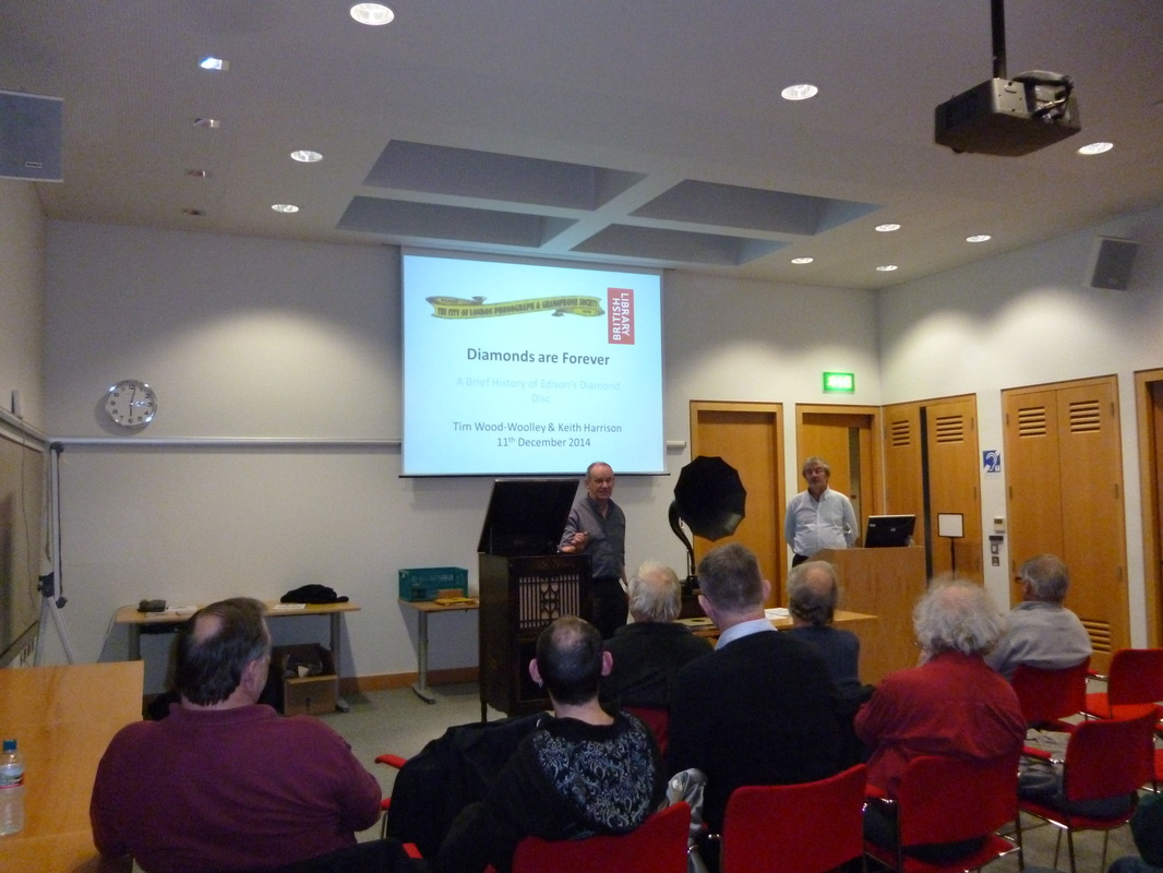 CLPGS Directors Lecture at the birtish library 1