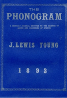 The Phonogram 1893