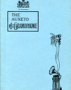 The Auxeto Gramophone