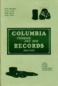 Columbia Records 1904 to 1905