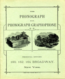 The Phonograph & Phonograph-Graphophone