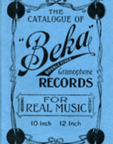 The Catalogue of Beka Double Sided Gramophone Records
