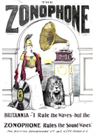 Zonophone single sided records